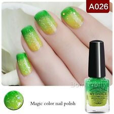 6ml Peel Off Thermolack Farbwechsel Nagellack Nail Color Changing Polish #A026