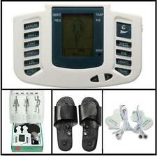 US Electronic Massager Muscle  Pain Relief Relaxation Pulse Massage Full Body A+