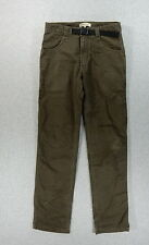 Gramicci Cotton Hiking Travel Climbing Pants (Men's 30x34) Brown