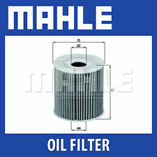 Mahle Oil Filter OX149D - Fits Volvo S40,V40,S80 - Genuine Part