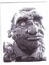ACEO Sketch Card Hoggle C from the movie Labyrinth