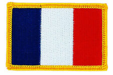 FLAG PATCH PATCHES FRANCE FRENCH IRON ON COUNTRY EMBROIDERED WORLD FLAG