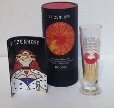 Ritzenhoff Schnaps Glass 1060065 Red Lips