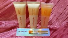 4 MARY KAY~Velocity~CLEANSER, MOISTURIZER, BODY GEL, FRAGRANCE Travel/Trial Size