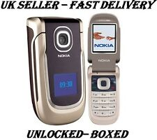 Nokia 2760 Grey Black Flip  New Condition Fold Big Button  Unlocked Phone