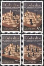 Gibraltar 2012 Chess Festival/Board Games/Sports/Chessmen/Pieces 4v set (s662c)