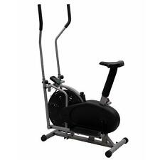 Elliptical Bike 2 IN 1 Cross Trainer Exercise Fitness Machine Gym Workout 12L