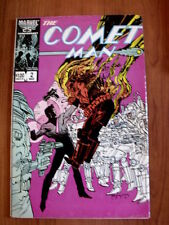 COMET MAN n°2 1987  Marvel Comics   [SA32]