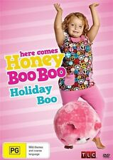Here Comes Honey Boo Boo - Holiday Boo (DVD, 2014) BRAND NEW SEALED!