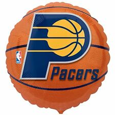 Indiana Pacers - Basketball  Foil Balloon - Licensed - Tailgate - Birthday Party