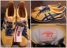 ASICS ONITSUKA TIGER CALIFORNIA 78 LE Yellow Trainers Shoes Sneakers Retro UK11