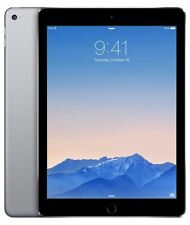 "APPLE IPAD AIR 2 16GB WIFI SPACE GREY 9.7"" INCH"