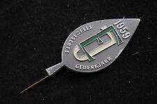 Austria Austrian Unknown 1959 Styrian Styria Commemorative Year Badge Pin