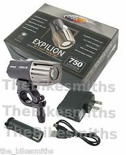 Cygolite Expilion 750 Lumens USB Recharge ULTRA BRIGHT Bike Head Light 8 Mode