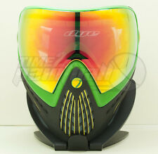 *NEW* DYE I4 - Rasta **FREE SHIPPING** Paintball Airsoft Goggle Mask
