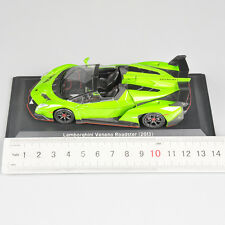 Green 1/43 Scale Lamborghini Veneno Roadster 2013 Vehicle Car Diecast Model Toy