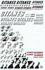 Decalbogen Gitanes F1 - 1:18-24-32-43 (235)