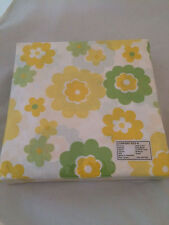 Yellow Flower Queen Duvet Comforter Cover Cotton Company Store Floral Green