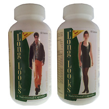 Increase Height, Grow Taller Pills, Body Growth Herbal Supplement 120 Capsules