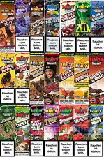 60x (30Pck.) Juicy Jays Double Blunts Blunt Mischung Jay's flavoured