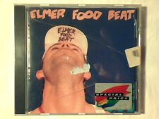 ELMER FOOD BEAT 30 cm cd ITALY COME NUOVO LIKE NEW!!!