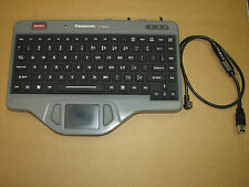 CF-VKBL02 Panasonic Toughbook Backlit Vehicle Keyboard & Touchpad w/ USB Cable