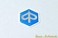 VESPA Emblème Piaggio 6-Eck à coller ET2 ET4 Gilera Big sphère Cascade