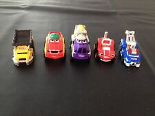 Tonka Collection, Lot of 5, Diecast and Plastic