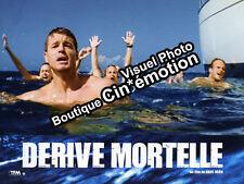 4 Photos Cinéma 21x28cm (2006) DÉRIVE MORTELLE - OPEN WATER 2, ADRIFT