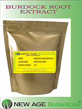 BURDOCK ROOT EXTRACT [10:1] - 100G