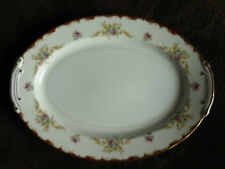 MEAT PLATTER/HARMONY HOUSE CHINA/ WEMBLEY PATTERN/JAPAN