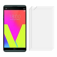 2 x New LG V20 Front Clear LCD Screen Display Protector Film Foil