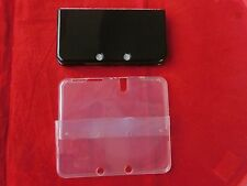TPU Schutzhülle New 3DS Cover, Soft Case, Bumper, Silikon Transparent / Klar