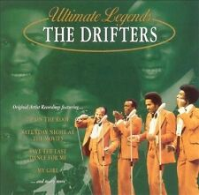 Ultimate Collection Drifters MUSIC CD
