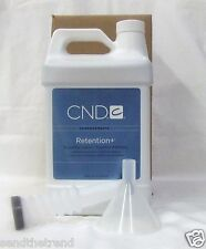CND Creative Nail Design Nail Liquid  RETENTION + 128oz/3785ml @SALE@