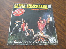 45 tours SANTA ESMERALDA STARRING JIMMY GOINGS the house of the rising sun