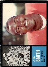 1962 Topps 153 J.D. Smith RB EX #D314157