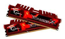8GB G.Skill DDR3 PC3-17000 2133MHz RipjawsX Intel Z68/P67 CL11 Dual Channel kit