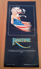 RAGTIME locandina poster affiche Elizabeth McGovern James Cagney USA