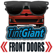 TINTGIANT PRECUT FRONT DOORS WINDOW TINT FOR NISSAN QUEST 99-02