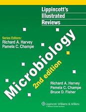 Lippincott's Illustrated Reviews: Microbiology (Lippincott's-ExLibrary