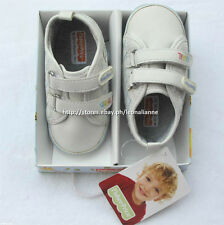 54% OFF AUTH FISHER PRICE BABY BOY'S SHOES KENDALL SIZE 2 / 3-6 mos BNEW IN BOX