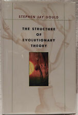 Gould, Stephen Jay.  The Structure of Evolutionary Theory.  First Edition
