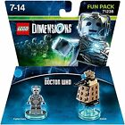 Dr. Who Cyberman Fun Pack - Lego Dimensions - Brand New
