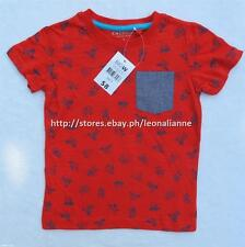 40% OFF!AUTH EMERSON JUNIOR KID'S GRAPHIC POCKET TEE SIZE 3 / 2-3 YRS BNWT US$ 8