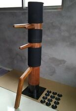 WingChun Mind Mook Jong, wooden dummy,Muk Yan Jong made of Solild Tong Tree