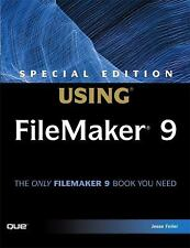 Special Edition Using FileMaker 9 (Special Edition Using)