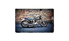1975 gt550 suzuki Bike Motorcycle A4 Photo Poster