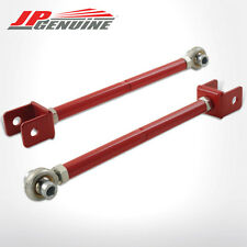RED ADJUSTABLE PILLOW BALL REAR CAMBER CONTROL ARM KIT FIT 240SX S13/S14 89-98