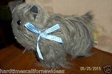 The Wizard Of Oz Toto Dog Plush Grey Rubies Costume Co.